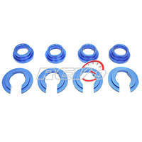 REV9POWER Nissan 240SX 89-98 S13 S14 / 300ZX 90-96 Aluminum Subframe Collar (blue)