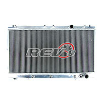 REV9POWER Mitsubishi Eclipse (Talon) 90-94 Radiator