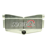 REV9POWER Twin Turbo Intercooler Type 2 (2In /1 Out)