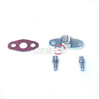 REV9POWER Turbo Oil Drain Flange 1/2 NPT Adaptor (t3, t3/t4,t04)