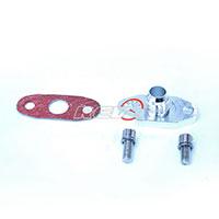 REV9POWER Turbo Oil Drain Flange 10An Adaptor (t3,t3/t4,t04)