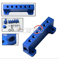 REV9POWER Vacuum Intake Manifold Blue