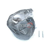 REV9POWER T6 Turbo Turbine Blanket Titanium