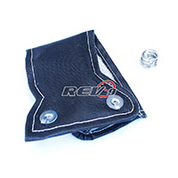 REV9POWER Subaru WRX STI Turbo Turbine Blanket