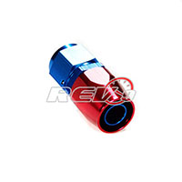 REV9POWER -12 AN Hose End - Straight