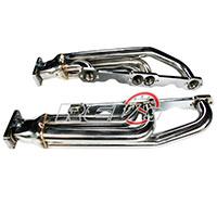 REV9POWER Chevrolet SB T3 Flange Twin Turbo Manifold