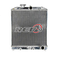 REV9POWER Honda Civic 92-95 96-00 Radiator