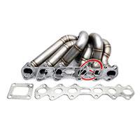 REV9POWER HP-Series Supra 2JZGTE Equal Length T4 Turbo Manifold