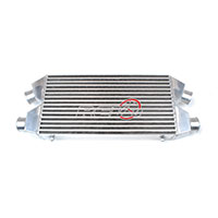 REV9POWER Twin Turbo Intercooler (2 In / 2 Out)