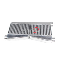 REV9POWER Twin Turbo Intercooler Type 1 (2In /1 Out)
