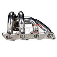 REV9POWER Nissan S13 S14 240SX KA24DE Lower Mount T25 Flange Manifold