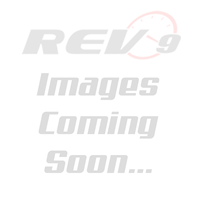 REV9POWER Acura Integra / Honda Civic / Del Sol / CR-X aluminum suspension top hats 2 pcs (black)