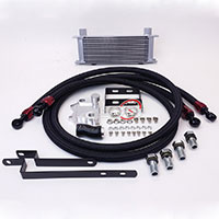 REV9POWER AUDI A3 S3 TT 2.0T / VW GTI 2.0T Upgrade 14 Row Oil Cooler Kit