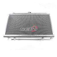 REV9POWER Nissan 240SX KA24 95-98 Radiator