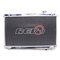 REV9POWER Nissan 350z 03-09 Radiator