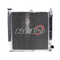 REV9POWER Mazda RX7 88-91 Radiator
