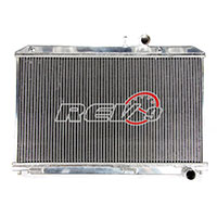REV9POWER Mazda Rx8 03-11 Radiator