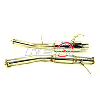 REV9POWER Nissan 240SX S13 89-94 SR20 Catback Exhaust