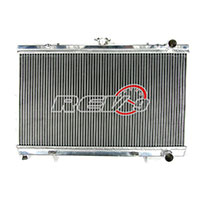 REV9POWER Nissan 240SX KA24 89-94 Radiator (RB20 RB25)