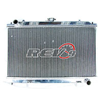 REV9POWER Nissan 240SX SR20 95-98 Radiator