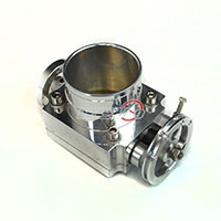REV9POWER 70mm Throttle Body W/ Adaptor Plate