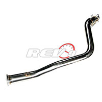REV9POWER Subaru WRX STI 02-07 EJ20 EJ25 Turbo Downpipe