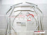 REV9POWER Subaru WRX STI 02-07 6 Point Roll Cage