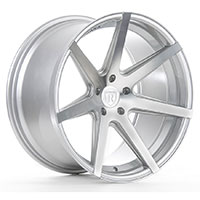 ROHANA RC7 Wheel Rim 19x8.5 5x112 ET25 Machine Silver