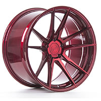 ROHANA RF2 Wheel Rim 20x10 5x112 ET35 Gloss Red