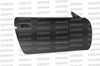 SEIBON CARBON FIBER DOORS (pair) NISSAN S15 / SILVIA (S15) 1999-2001