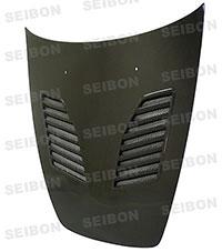 SEIBON CARBON FIBER HOOD CW HONDA S2000 (AP1/2)* 2000-2010
