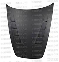 SEIBON CARBON FIBER DRY CARBON HOOD MG HONDA S2000 2000-2010