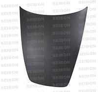 SEIBON CARBON FIBER DRY CARBON HOOD OEM HONDA S2000 2000-2010