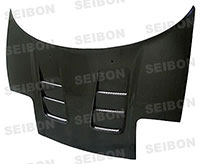 SEIBON CARBON FIBER HOOD CW ACURA NSX (NA1) 1992-2001