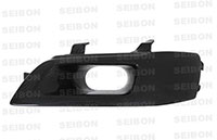 SEIBON CARBON FIBER HEADLIGHT (DRIVER SIDE ONLY) MITSUBISHI LANCER EVO VIII 2003-2007