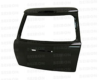 SEIBON CARBON FIBER TRUNK/HATCH OEM BMW MINI COOPER 2002-2006