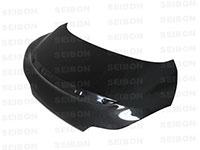 SEIBON CARBON FIBER TRUNK/HATCH OEM INFINITI G37 2DR 2008-2010