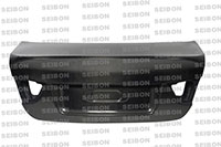 SEIBON CARBON FIBER TRUNK/HATCH CSL BMW 3 SERIES 4DR Excl. M3 2009-2011