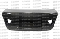 SEIBON CARBON FIBER TRUNK/HATCH OEM BMW 3 SERIES 4DR Excl. M3 2009-2011
