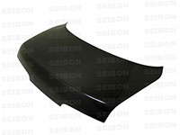 SEIBON CARBON FIBER TRUNK/HATCH OEM LEXUS SC SERIES 1992-2000