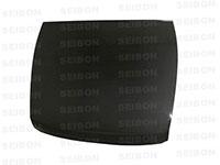 SEIBON CARBON FIBER TRUNK/HATCH OEM HONDA DEL SOL 1993-1997