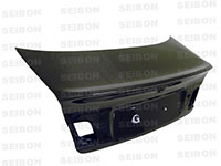 SEIBON CARBON FIBER TRUNK/HATCH CSL BMW 3 SERIES 4DR (E46) 1999-2004