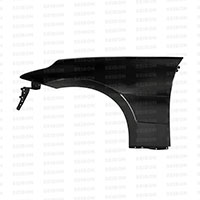 SEIBON CARBON FIBER 10MM WIDER FENDERS (pair) WIDE NISSAN 370Z 2009-2012