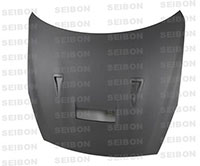 SEIBON CARBON FIBER DRY CARBON HOOD VSII NISSAN GTR R35 2009-2012