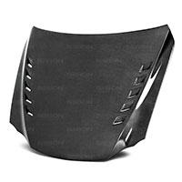 SEIBON CARBON FIBER HOOD BT LEXUS IS250/350 2014-UP