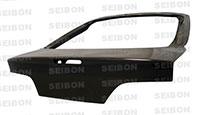 SEIBON CARBON FIBER TRUNK/HATCH OEM ACURA RSX 2002-2007