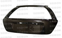 SEIBON CARBON FIBER TRUNK/HATCH OEM HONDA CIVIC SI 2002-2005