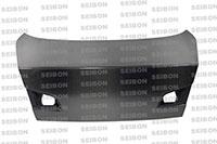 SEIBON CARBON FIBER TRUNK/HATCH OEM INFINITI G35 4DR 2003-2005