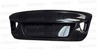 SEIBON CARBON FIBER TRUNK/HATCH OEM BMW 3 SERIES 4DR (E90) Manuf. Date 10/04 to 7/08 models only Exc M3 2005-2008