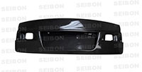 SEIBON CARBON FIBER TRUNK/HATCH OEM LEXUS IS250 / 350 / IS-F Excl. Convertible 2006-2010